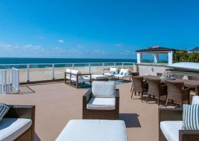 1712 E Oceanfront Deck Shot